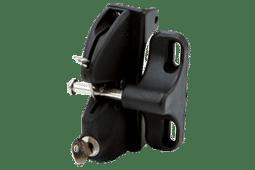 One-Side Lockable Gravity Latch